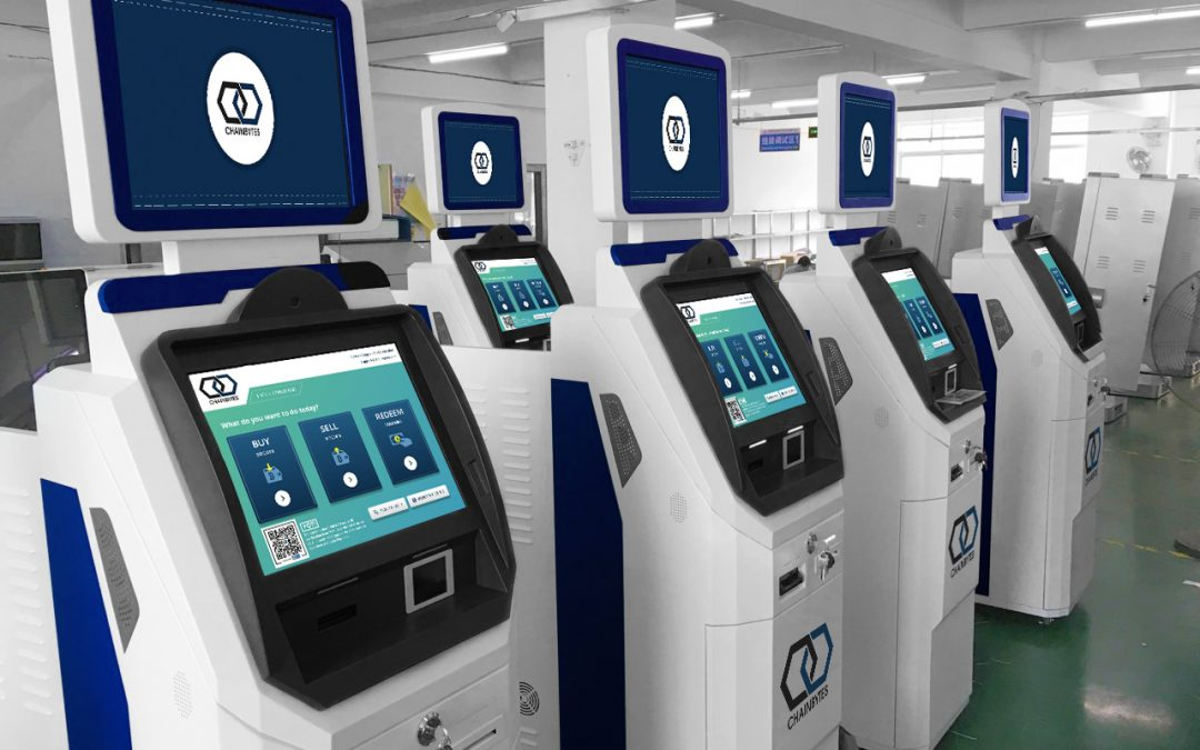 Meet the CHAINBYTES + 2 Way Bitcoin ATM