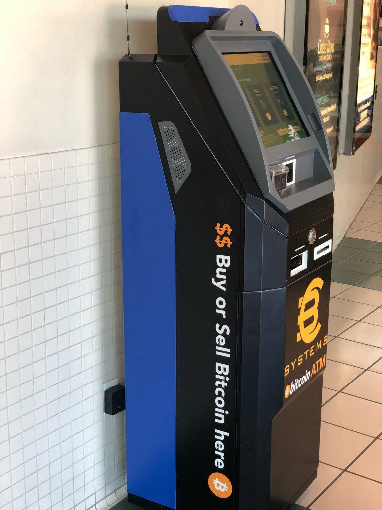 Buy Bitcoin ATM Machine