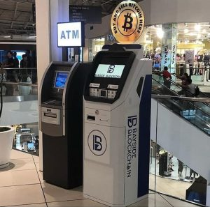 Bitcoin ATM by ChainBytes BTM provider
