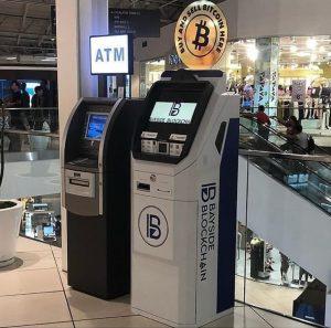 Bitcoin ATM by ChainBytes BTM provider