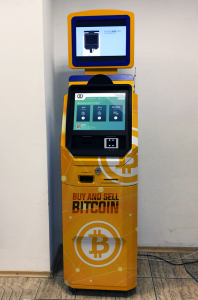 bitcoin atm for sale advertising screen 2