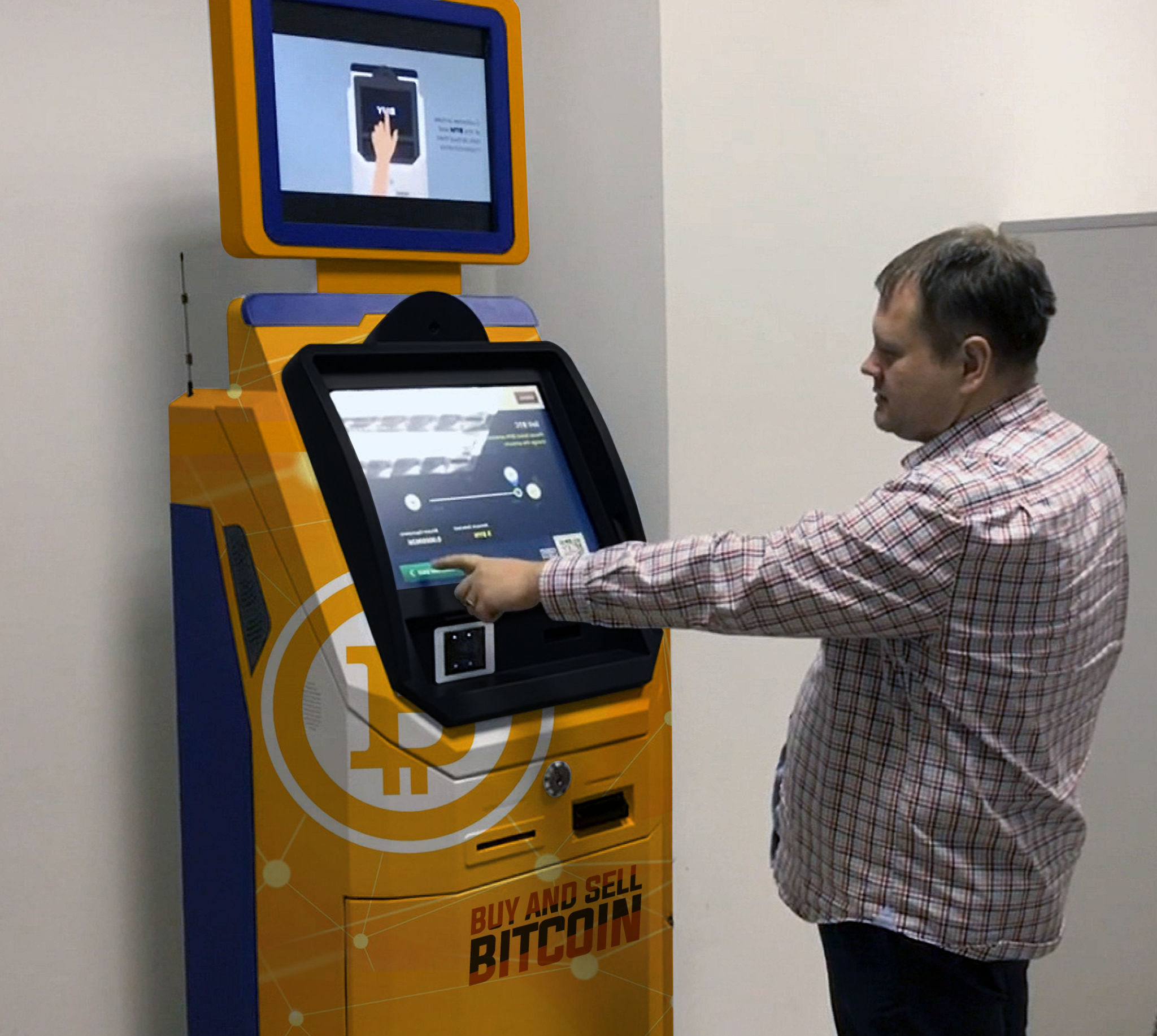 Best bitcoin ATMs on the market ChainBytes