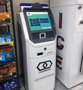 Bitcoin ATM ChainBytes Easton 2-way btm