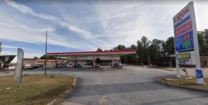 Bitcoin ATM at Georgia Exxon