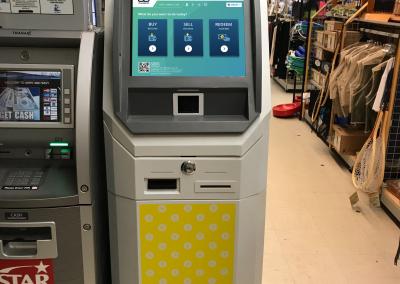 Bitcoin kiosk  ChainBytes Allentown