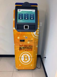 Buy Bitcoin ATM ChainBytes
