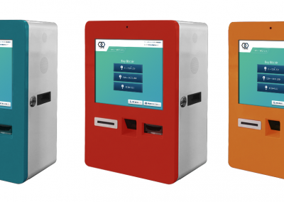 ChainBytes bitcoin atm 1-way machines