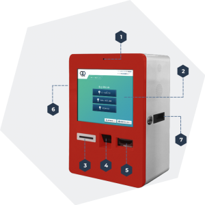 CBDesktop 2.0 bi-directional Bitcoin ATM by ChainBytes