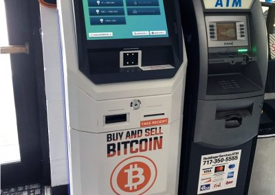 Bitcoin ATM in Middletown allows you to buy bitcoin or sell bitcoin by Satoshi kiosks