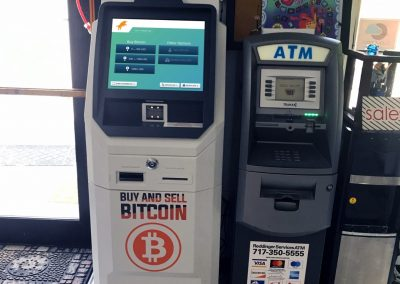 Bitcoin ATM in Middletown by Satoshi kisks allows you to buy bitcoin or sell bitcoin produced by ChainBytes operated by Satoshi Kiosks