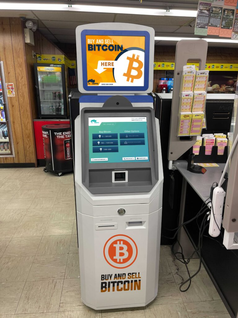 Bitcoin ATM by ChainBytes