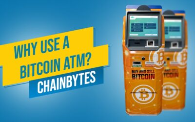 Why Use A Bitcoin ATM?