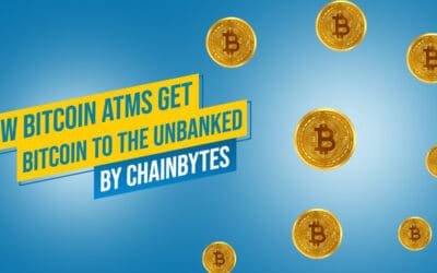How Bitcoin ATMs Get Bitcoin to the Unbanked