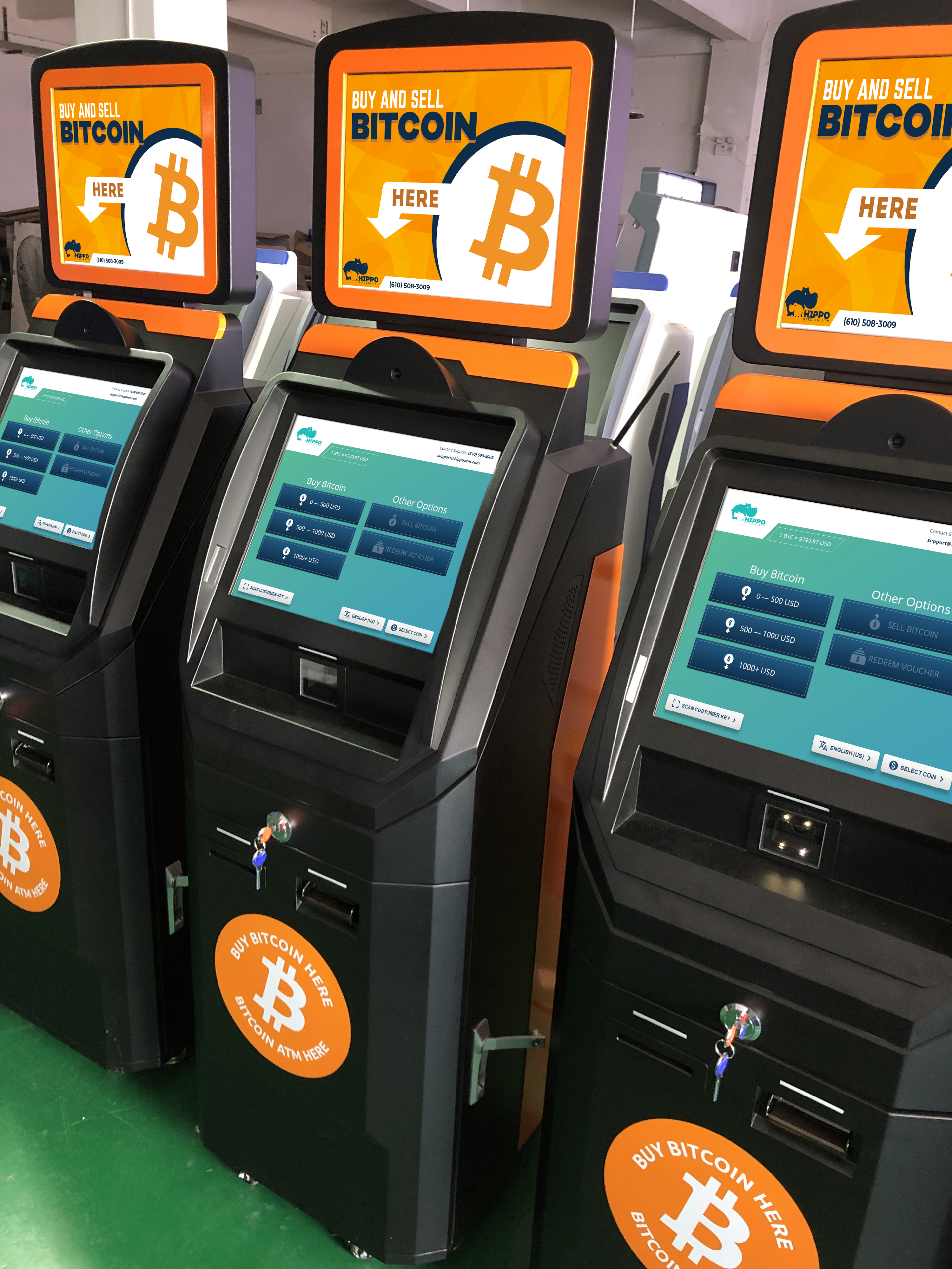 Crypto ATM for sale by ChainBytes