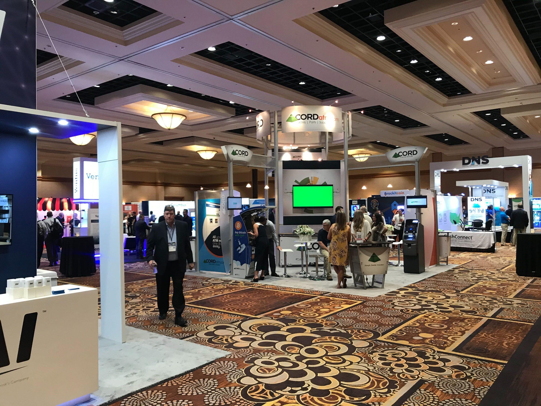 ATMIA Las Vegas 2021 ChainBytes Bitcoin ATM