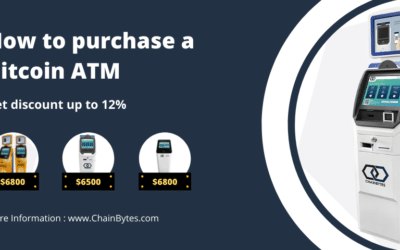 How to purchase a Bitcoin ATM
